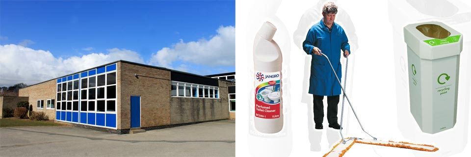 cleaning supplies for educational premises need to cope with tough, challenging work